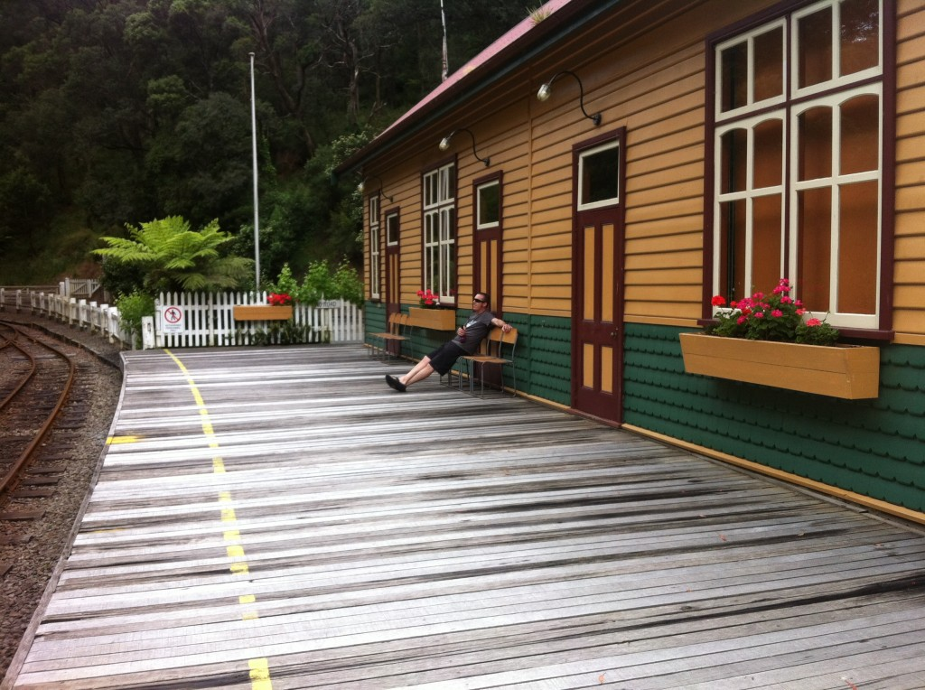walhalla station